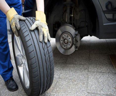 tyre repair & service